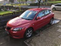Mazda 3 TS 1.6 Red 55plate