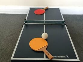 Mini Table Tennis (table-top)