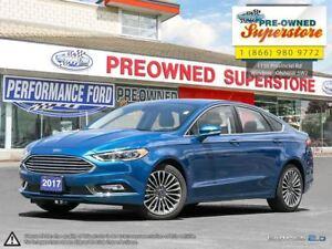 2017 Ford Fusion TITANIUM>>>CAP UNIT W/ADAPTIVE CRUISE<<<
