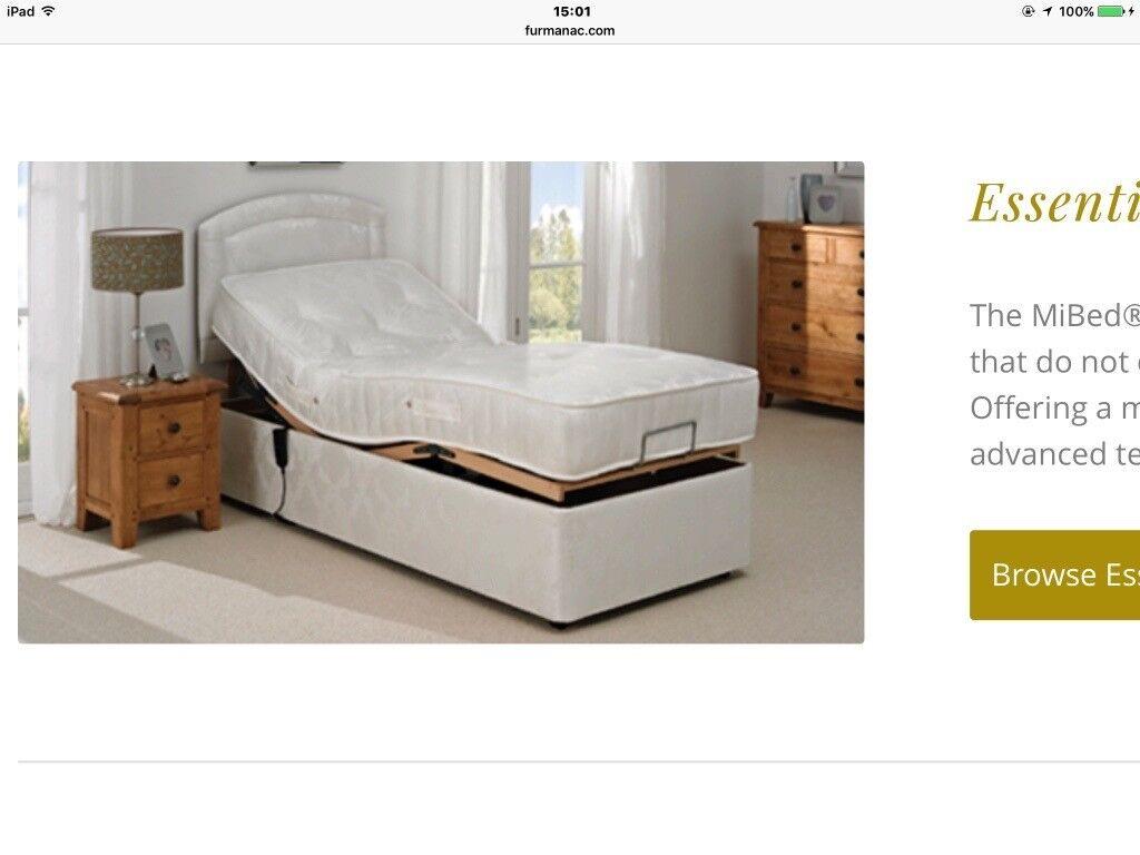 Adjustable Bed for sale.
