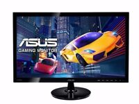 ASUS VS248HR 24 inch Gaming Monitor (1 ms, 1920 x 1080, HDMI, DVI-D, VGA, 250 cd/m2) NEW - UNOPENED