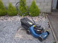 petrol lawnmower 150cc