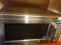 FAULTY catering oven microwave Panasonic NE-C1253