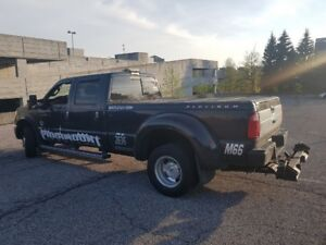 2014 Ford F-350 Platinium TOW Truck