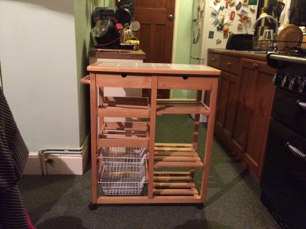 Butchers Table - great condition