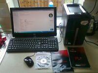 packard bell full pc setup