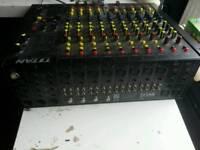 Titan pro 8 channel mixer