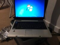 toshiba l300d laptop internet ready