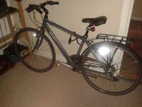 Raliegh Pioneer Hybrid Bike