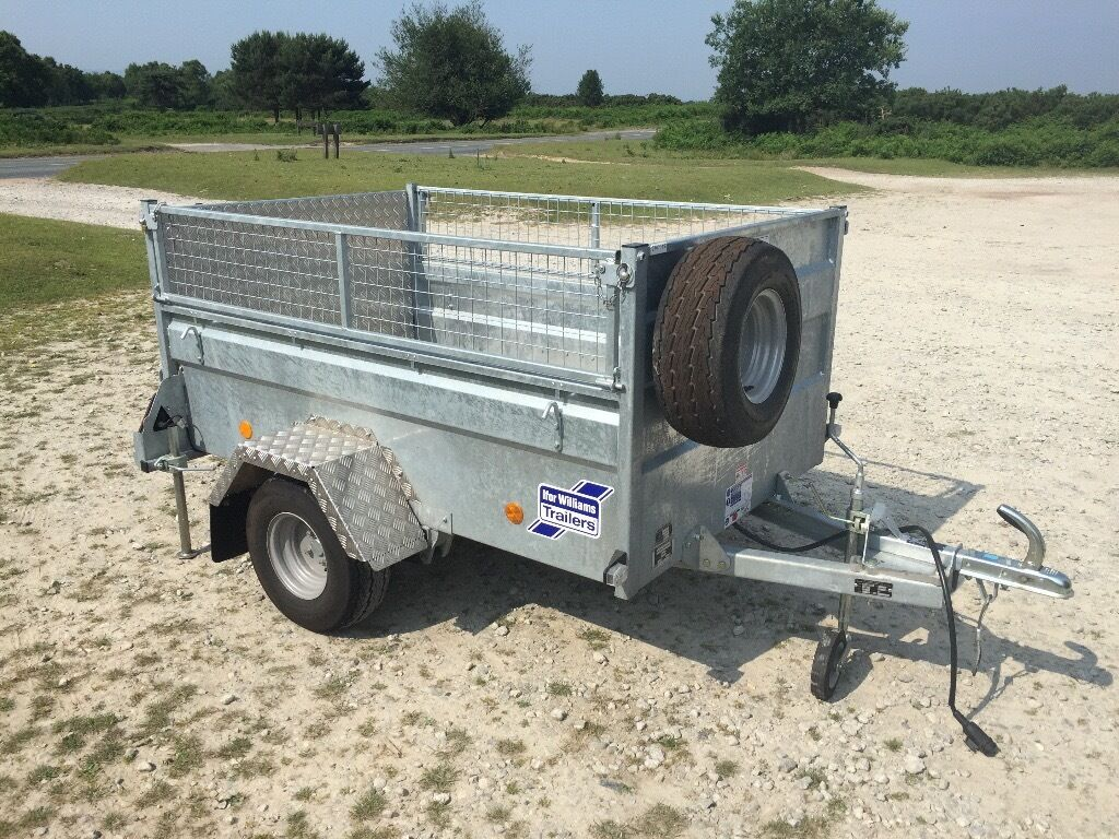 Trailer Hire - Strong & Versatile trailer - can be used for almost anything //ONLY£25.00 per day!//