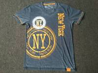 Worn once T-shirt (size S) bought from New York