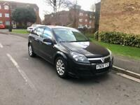 2006 Vauxhall Astra 1.7 CDTI elite, Black, New MOT, Low Miles