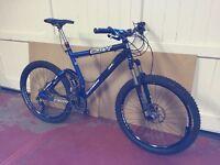 Scott Genius Mc50 Large Full Suspension Mountain Bike