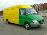 2004/54 MERCEDES SPRINTER 311 CDI 110 BHP LWB 5 SPEED 12 MONTHS MOT *RUNS AND DRIVES VERY GOOD*