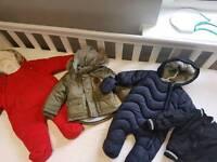 Boys coats bundle