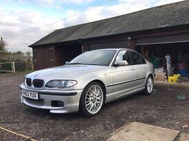 BMW 3 SERIES 3.0 330i M sport 5DR
