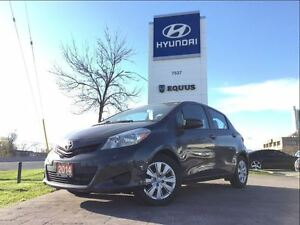 2014 Toyota Yaris LE - WITH REAR DEFROSTER