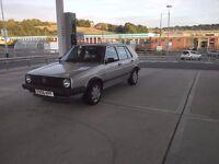 VW Golf Mk2 1.8GL 1988 Automatic
