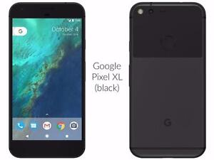Brand New Sealed box Factory Unlocked Google Pixel XL 32GB Black