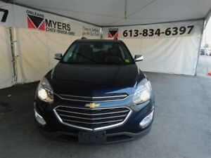 2016 Chevrolet Equinox LTZ LEATHER NAVIGATION SUNROOF!!!!