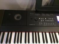 Yamaha DGX 650 Portable Grand Piano/Keyboard