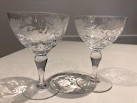 Royal Doulton Champagne Bowls
