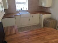 Carpenter, kitchen & bathroom fitting, tiling, bespoke children's playhouses