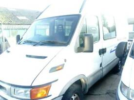 IVECO DAILY UNFINISHED CAMPERVAN PROJECT SPARES OR REPAIR DIESEL