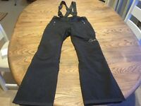 As New Dare 2 B Ski trousers black, ladies size 6