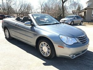 2008 Chrysler Sebring Convertible - NO ACCIDENT - SAFETY & WARRA