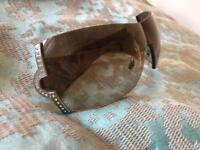 Bulgari sunglasses with case and cloth