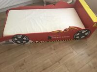 Childs car bed