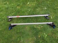Saab roof rack