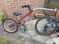 Child's Bike Attachment