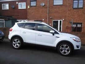 Ford Kuga 2.0 TDCi Titanium 4x4 5dr in excellent condition 2011 SUV 80,000 miles Manual 2.0L Diesel
