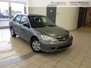2005 Honda Civic SE*AIR CLIMATISE*BONNE CONDITION*