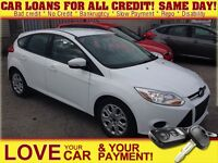 2014 Ford Focus SE * CAR LOANS THAT FIT YOUR BUDGET