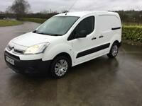 Citroen Berlingo White 3 seats