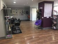 Hairdressing Salon Business / Chairs / Accommodation