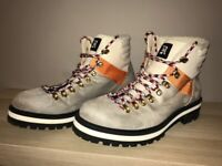 Tommy Hilfiger Lewis Hamilton Rare Boots Size 10