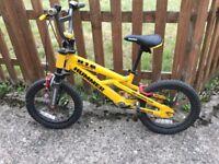 "Children's 16"" Hummer Bicycle"