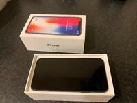 iPhone X 256GB Space Grey - Brand New