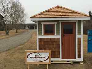 Customized Country Garden Shed
