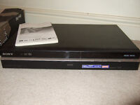 Sony RDR-HXD890 DVD recorder, Hard drive, free view