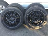 Alloy wheels fit vitaro