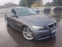BMW 3 Series 2.0 320d M Sport Touring Auto ★PAN ROOF+LEATHERS+MV3 ALLOYS★ diesel estate 330d s line