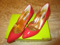 Ted Baker lady's shoes, smart court shoes, siz 5.