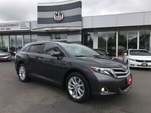 2013 Toyota Venza Premium AWD Leather Daul Sunroof Only 44,000KM