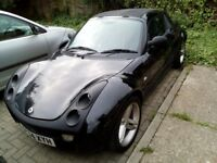 Smart Roadster small car for sale