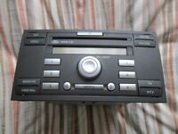 Ford 6000 RDS CD Player with code, in great working order